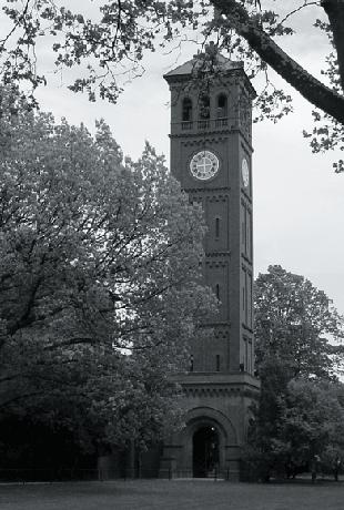 310-460 HU Clock Tower