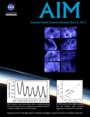 AIM Extended Mission Proposal 2013